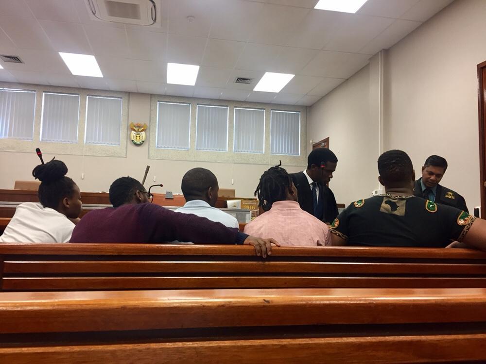 Abafundi base-UCT enkundleni yesithili saseWynberg